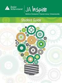JA Inspire curriculum cover